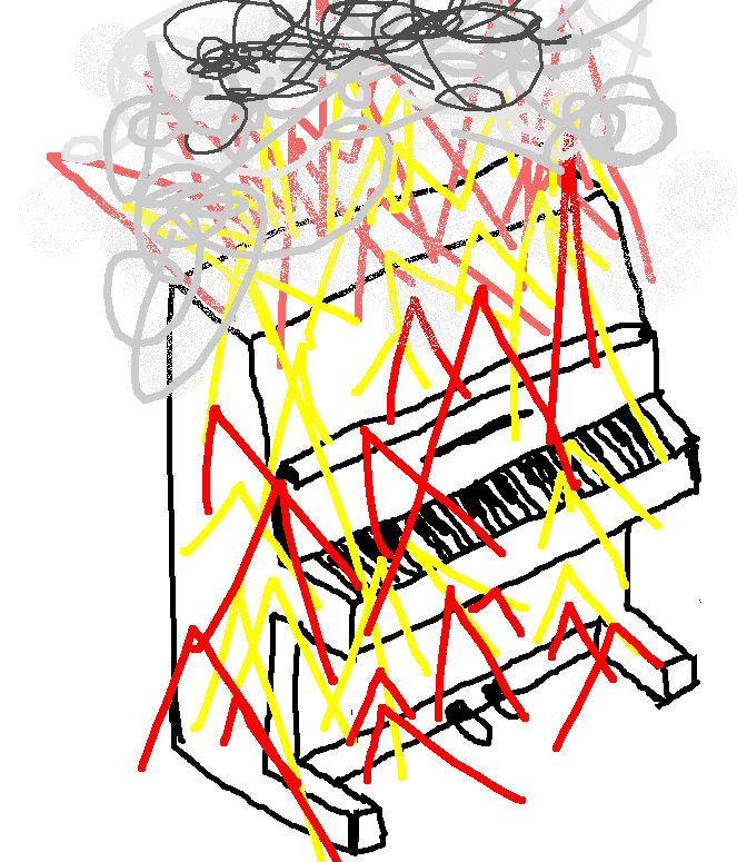 Piano-BURN