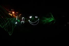 Freakquenz 2017 - Lichtgraffitti 06