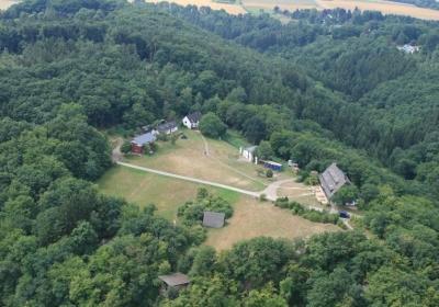 Das Waldeck Gelände